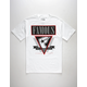 FAMOUS STARS & STRAPS Low End Mens T-Shirt
