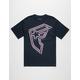 FAMOUS STARS & STRAPS Neon BOH Mens T-Shirt
