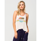 FULL TILT Hawaii Womens Ringer Tank