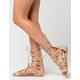 SODA Judas Womens Gladiator Sandals