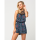 GYPSIES & MOONDUST Crochet Goddess Womens Romper