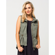 ASHLEY Anorak Womens Vest