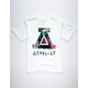 ASPHALT YACHT CLUB Oasis Roman Lock Up Boys T-Shirt