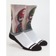 LEGENDS Mario And Luigi Mens Socks