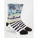 LEGENDS Montauk Bus Mens Socks