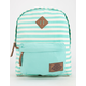 DICKIES Mint Striped Backpack