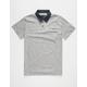 BLUE CROWN William Mens Polo Shirt