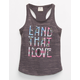 O'NEILL Love Land Little Girls Tank