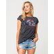 I.O.C. By Icons Trucker Womens Tee