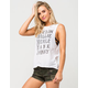 I.O.C. By Icons Icon Womens Muscle Tank