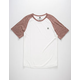 ELEMENT Fundamental Mens Baseball Tee