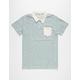 BILLABONG Highland Mens Polo Shirt