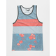 DISTORTION Gardena Mens Tank