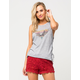 I.O.C. By Icons Round Up Womens Tank
