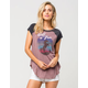 I.O.C. By Icons Wild N' Free Womens Tee