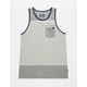 LOST Carny Mens Pocket Tank