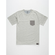 THE NORTH FACE Recking Mens Pocket Tee
