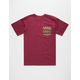 BOHNAM Flow Mens Pocket Tee