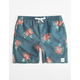 RHYTHM Bottle Brush Jam Mens Shorts