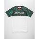 ASPHALT YACHT CLUB Slate Scallop Mens T-Shirt
