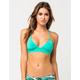 ROXY Sunset Paradise Fixed Tri Bikini Top