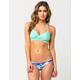 VITAMIN A Bijou Brazilian Reversible Bikini Bottoms
