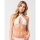 BILLABONG Tan Lines Wrap Crop Bikini Top