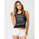 DESERT DREAMER California Cities Womens Muscle Tee