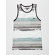 DISTORTION Paint Stroke Boys Pocket Tank