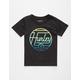 HURLEY Wavelength Little Boys T-Shirt