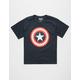 MARVEL 80s Captain Boys T-Shirt