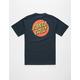 SANTA CRUZ Classic Dot Mens T-Shirt