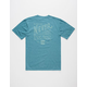 THE NORTH FACE Never Stop Mens Pocket Tee