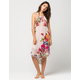 O'NEILL x CYNTHIA VINCENT Rosette Dress