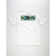 SALTY CREW Reef Camo Mens T-Shirt