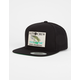 SALTY CREW Big Mouth Mens Snapback Hat