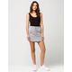 FULL TILT Front Pocket Sweat Skirt