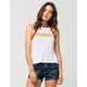 FULL TILT Retro Cali Womens Tank