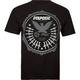 DTA Rasta Crest Mens T-Shirt