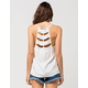 RVCA Night Flight Womens Tank