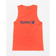 HURLEY One And Only Boys Tank