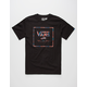 VANS Boxed In Mens T-Shirt