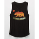FULL TILT Cali Bear Girls Tank
