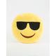 Sunny Smile Emoji Pillow