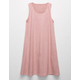 FULL TILT Moleskin Girls Tank Dress