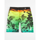HURLEY Floral Boys Boardshorts