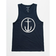 CAPTAIN FIN Original Anchor Mens Tank