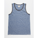 CAPTAIN FIN Murphy Mens Pocket Tank