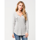 OTHERS FOLLOW Slouch Pocket Womens Tee