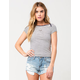 POLLY & ESTHER Gerber Womens Tee